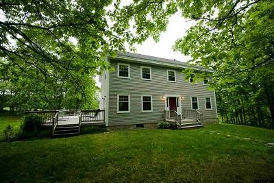 Chatham Single Family Home For Sale: 87 George Rd