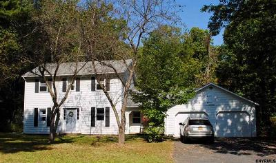 Niskayuna Single Family Home For Sale: 17 Imperial Dr