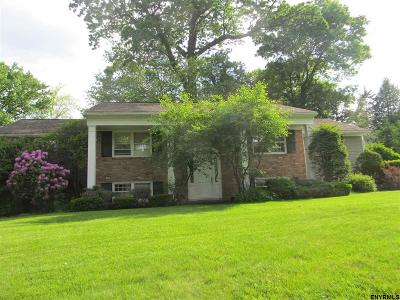 Menands Single Family Home For Sale: 10 Newell Ct