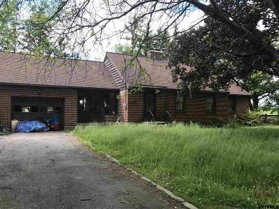 Bethlehem Single Family Home For Sale: 1396 Delaware Turnpike