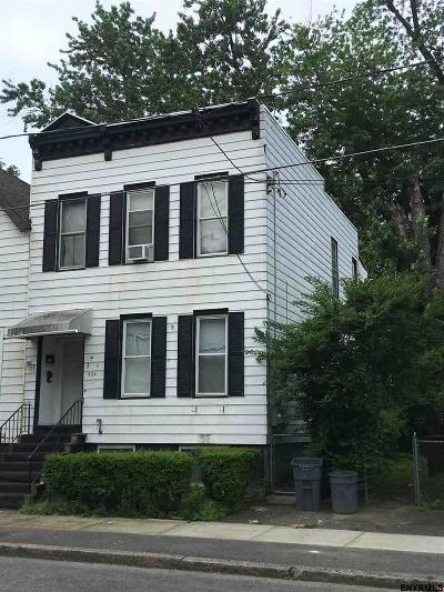 Albany NY Two Family Home Back On Market: $129,000