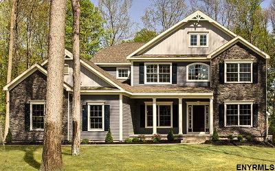 Voorheesville NY Single Family Home For Sale: $674,900
