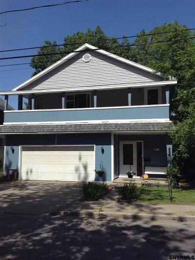 Schenectady Single Family Home Back On Market: 310 Perry St
