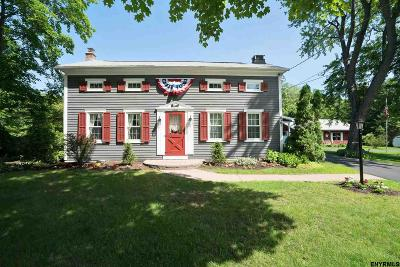 Clifton Park Single Family Home For Sale: 627 Grooms Rd