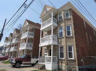 Schenectady Multi Family Home For Sale: 8 Swan St