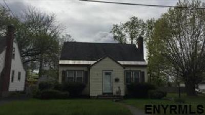 Schenectady Single Family Home Price Change: 11 Selden St
