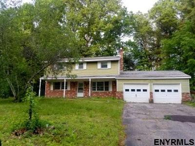 Clifton Park Single Family Home For Sale: 31 Longview Dr