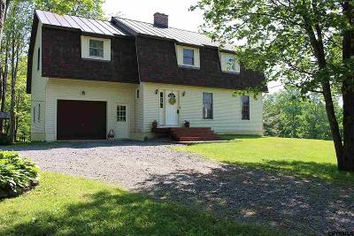 Rotterdam Single Family Home For Sale: 780 Upper Gregg Rd