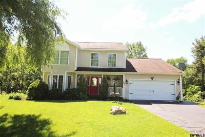 Clifton Park Single Family Home For Sale: 53 Dorsman Dr