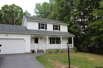 Wilton Single Family Home For Sale: 10 Fairmount Dr