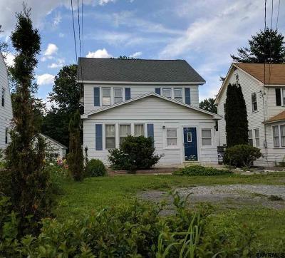 Albany Single Family Home For Sale: 997 New Scotland Av