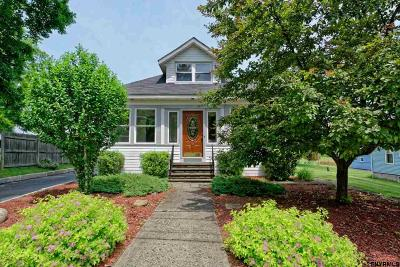Saratoga County Single Family Home For Sale: 6 County Route 76