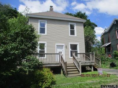Delanson Single Family Home For Sale: 194 Elm St