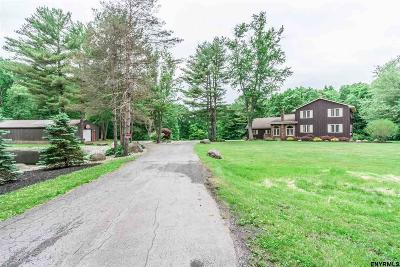 Clifton Park Single Family Home For Sale: 34 Bradt Rd