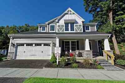 Saratoga Springs NY Single Family Home For Sale: $609,032