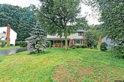 Clifton Park Single Family Home For Sale: 33 Nottingham Way North