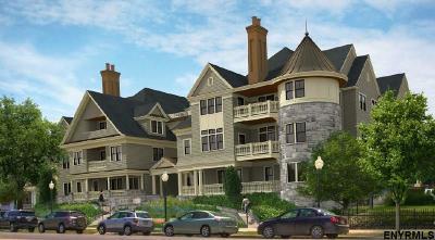 Saratoga Springs Single Family Home For Sale: 46 Union Av