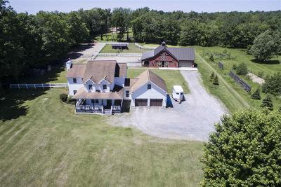 Ballston Spa Single Family Home For Sale: 386 Brownell Rd