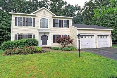 Clifton Park Single Family Home For Sale: 17 Heavenly Way
