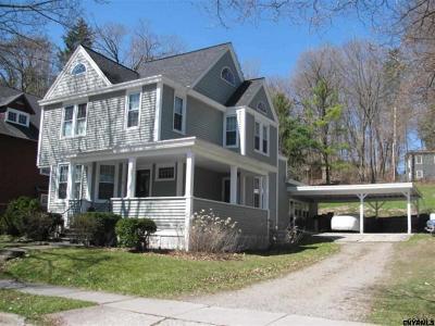 Fort Plain Single Family Home Back On Market: 7 West St