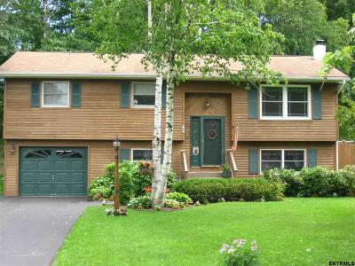Voorheesville NY Single Family Home Price Change: $227,000
