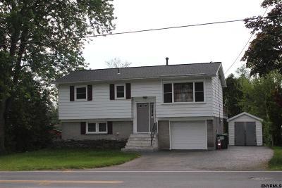 Niskayuna Single Family Home Price Change: 362 Ferris Rd