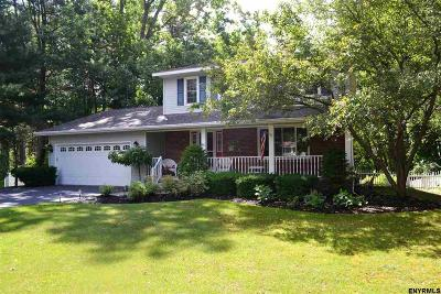 Guilderland Single Family Home For Sale: 7232 Belleview Dr
