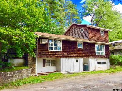 Lake Luzerne NY Single Family Home For Sale: $147,900