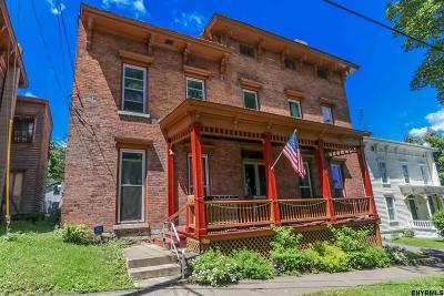 Fort Plain Single Family Home For Sale: 14 Orchard St