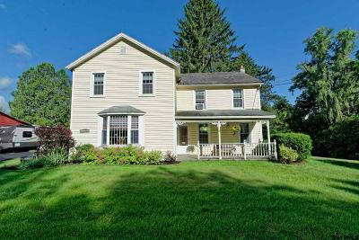 Guilderland Single Family Home For Sale: 6685 Fuller Station Rd