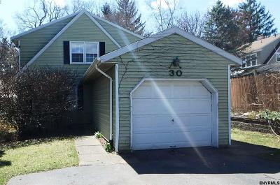 Albany NY Two Family Home For Sale: $194,900