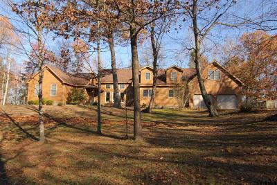 Albany County, Columbia County, Greene County, Montgomery County, Rensselaer County, Saratoga County, Schenectady County, Schoharie County, Warren County Single Family Home For Sale: 727 New Forge Rd Ii