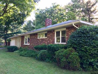 Guilderland Single Family Home For Sale: 6 Witte Rd