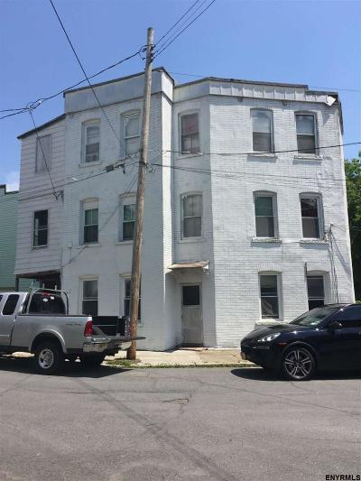 Cohoes Multi Family Home For Sale: 9 Orchard St
