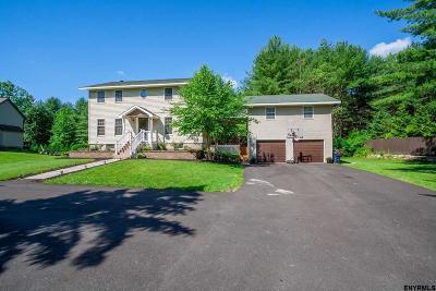 Guilderland Single Family Home For Sale: 6107 Nott Rd