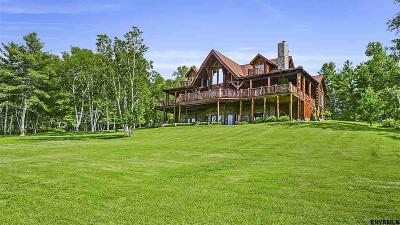 Rensselaer Single Family Home For Sale: 169 Buckhorn Mountain Rd