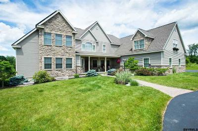 Single Family Home For Sale: 2007 New Scotland Rd