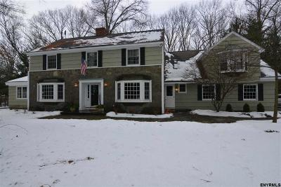 Colonie Single Family Home For Sale: 8 Graffunder Dr