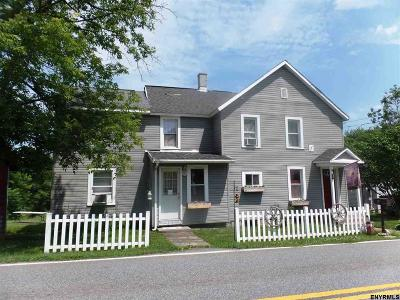 Saratoga County Single Family Home For Sale: 23 Ushers Rd