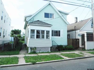 Watervliet Single Family Home For Sale: 714 25th St