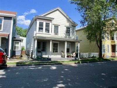 Saratoga County Single Family Home For Sale: 20 4th St