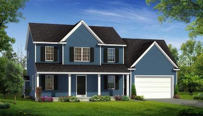 North Greenbush Single Family Home For Sale: 60 Glenmore Rd