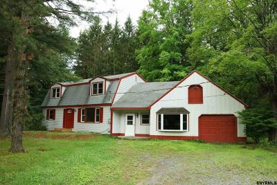 Wilton Single Family Home For Sale: 379 Northern Pines Rd