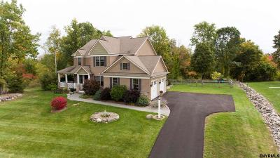 Wilton Single Family Home For Sale: 18 Ridgeview Dr