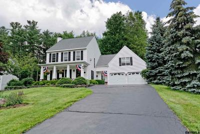 Colonie Single Family Home For Sale: 18 Vanessa Ct