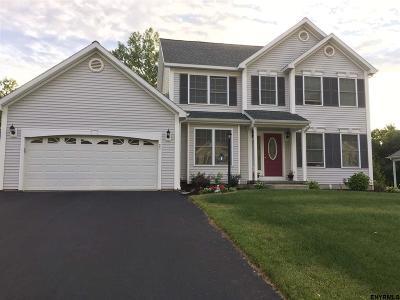 Colonie Single Family Home For Sale: 29 Amanda Way