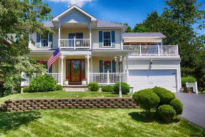 Lake George, Bolton Single Family Home For Sale: 25 Scrimshaw La