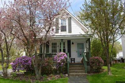 Niskayuna Single Family Home For Sale: 888 Benedict St