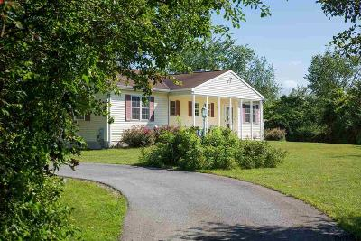 Schuylerville Single Family Home For Sale: 144 Haas Rd