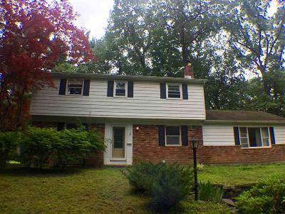 Saratoga County Single Family Home For Sale: 8 Tanglewood Dr